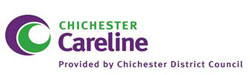 13 week trial for Chichester Careline and Lifeline