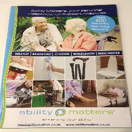 Our FREE Catalogue Full of Daily Living Aids