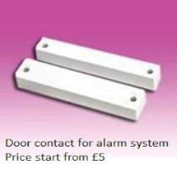 Door Contact for Alarm System