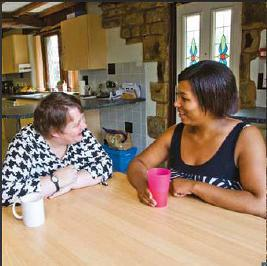 SupportWorks Housing Services for people with a Learning Disability