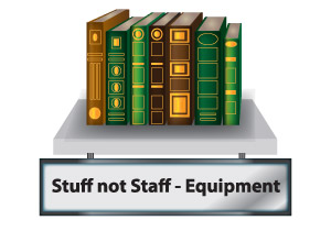 Stuff not Staff - Equipment